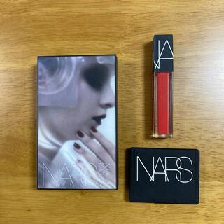 NARS - NARS 3点セット(チーク&リップパレット、アイシャドー、リップ)