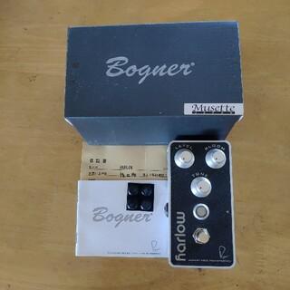 bogner  harlow 限定カラー ブラック(エフェクター)