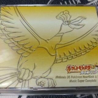 ポケモン(ポケモン)のDS ポケモン 金銀 ハートゴールド ソウルシルバー サントラ サウンドトラック(ゲーム音楽)