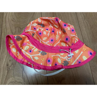 モンベル(mont bell)の美品ケユカ KEYUKA レイン帽子 定価3000円(レインコート)