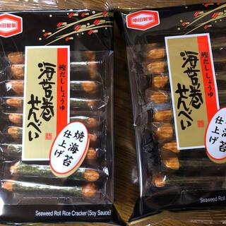 カメダセイカ(亀田製菓)の海苔巻きせんべい 亀田製菓 まとめ売り 新品未使用 値下げ(菓子/デザート)