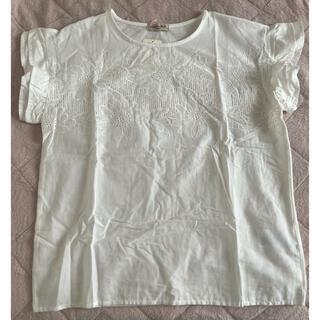SamansaMos2 ブラウス 未使用品(シャツ/ブラウス(半袖/袖なし))