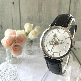 Vivienne Westwood - 【動作OK】vivienne ヴィヴィアン 腕時計 クラシック シルバー
