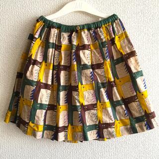 ミナペルホネン(mina perhonen)のミナペルホネン  110 スカート(スカート)
