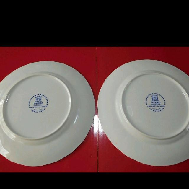 NIKKO(ニッコー)の◈ ニッコー 26cm 大皿 2枚 ◈ インテリア/住まい/日用品のキッチン/食器(食器)の商品写真