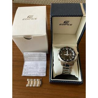 エディフィス(EDIFICE)のCASIO EDIFICE  EMA-100DJ 腕時計 カシオ G-SHOCK(腕時計(アナログ))