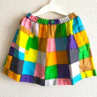 ミナペルホネン(mina perhonen)のミナペルホネン  100 スカート(スカート)