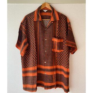 UNUSED - UNUSED × BEAMS JAPAN 半袖シャツ