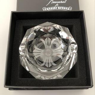 クロムハーツ(Chrome Hearts)のクロムハーツ×バカラ 灰皿 箱付き 新品(灰皿)