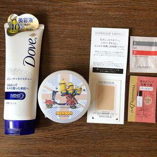 ユニリーバ(Unilever)のDove洗顔フォーム&オールインワンジェルオマケ付き❣️(洗顔料)