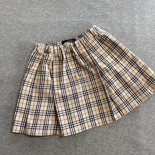 バーバリー(BURBERRY)のバーバリー スカート 100(スカート)