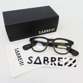 セイバー(SABRE)のSABRE/セイバー  PERSONA/ペルソナ  眼鏡 マットブラック(サングラス/メガネ)