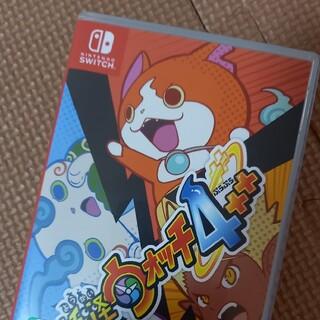 妖怪ウォッチ4++(ぷらぷら) Switch(家庭用ゲームソフト)