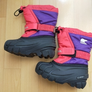 ソレル(SOREL)のSOREL スノーブーツ 14cm(長靴/レインシューズ)