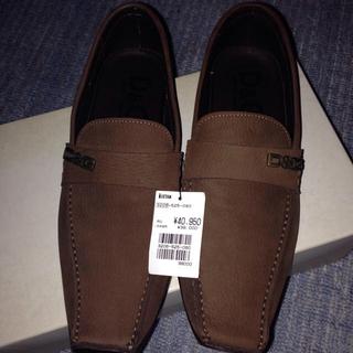 ドルチェアンドガッバーナ(DOLCE&GABBANA)のD&G 未使用品 シューズ(ローファー/革靴)