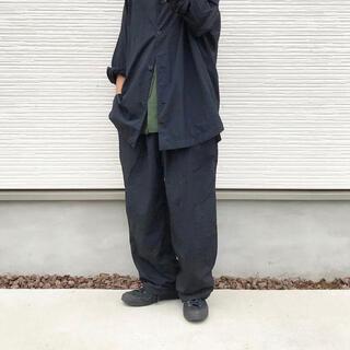 COMOLI - teatora wallet pants packable resort
