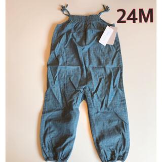 ラルフローレン(Ralph Lauren)の【新品】ラルフローレン カバーオール ロンパース 24M(カバーオール)