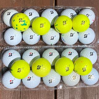 BRIDGESTONE - 【TOURB XS】ブリヂストン BRIDGESTONE ゴルフボール 28個