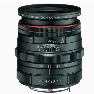 リコー(RICOH)のPENTAX-DA 20-40mmF2.8-4ED Limited(レンズ(単焦点))
