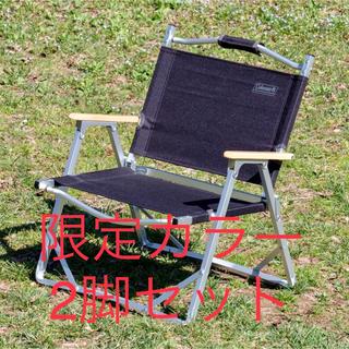 コールマン(Coleman)のCompact Folding Chair コンパクトフォールディングチェア(テーブル/チェア)