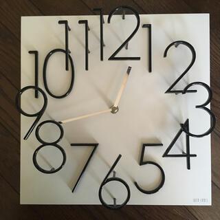 イデアインターナショナル(I.D.E.A international)のアラビックダンスウォールクロック(掛時計/柱時計)