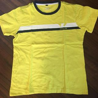 ARMANI JUNIOR - アルマーニ Tシャツ130 8A