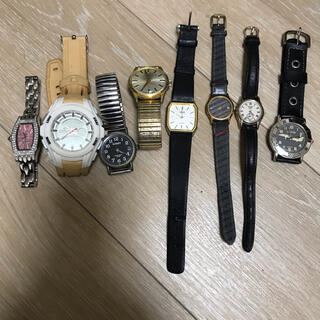 アルバ(ALBA)の腕時計まとめ売り ジャンク (腕時計)