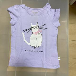 ケイトスペードニューヨーク(kate spade new york)のケイトスペード ねこ Tシャツ(Tシャツ)