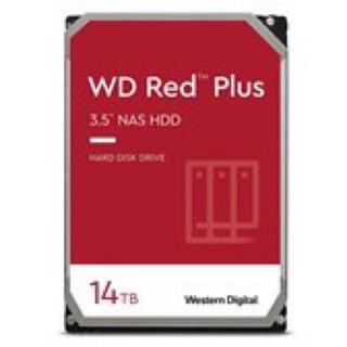 ウエスタンエディション(Western Edition)の新品未開封 WD Red Plus Western Digital 14TB(PCパーツ)