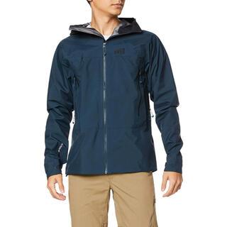ミレー(MILLET)のMILLET ミレー カメットライトゴアテックスジャケット ブルー メンズM新品(登山用品)