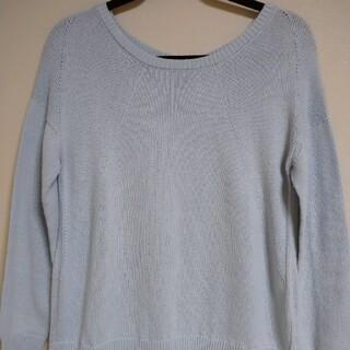 ANAYI - ANAYI 38 アナイ セーター ブルー 水色