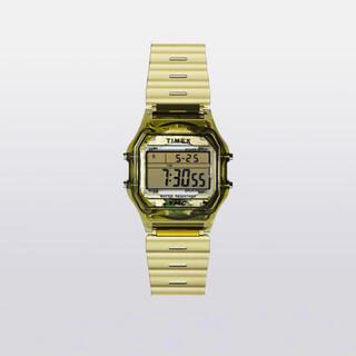 タイメックス(TIMEX)のTIMEX X YMC T80 WATCH タイメックス デジタル(腕時計(デジタル))