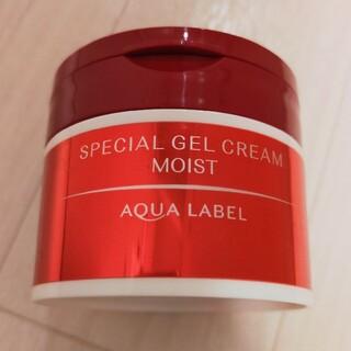 アクアレーベル(AQUALABEL)のアクアレーベル スペシャルジェルクリームN(モイスト)(オールインワン化粧品)