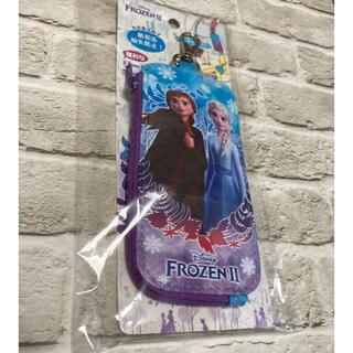 ディズニー(Disney)のリール付き キーケース アナと雪の女王2(キーケース)