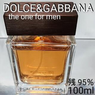 ドルチェアンドガッバーナ(DOLCE&GABBANA)の【残量95%】ドルチェ&ガッバーナ ザワン フォーメン オードトワレ 100ml(香水(男性用))
