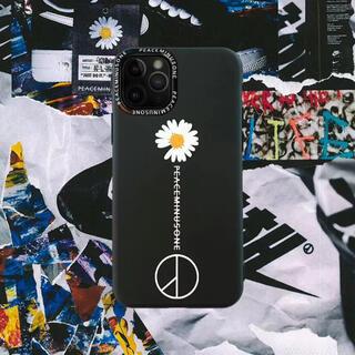 ピースマイナスワン(PEACEMINUSONE)のピースマイナスワン iPhone ケース カバー(iPhoneケース)