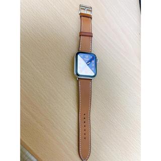 アップル(Apple)のApple Watch HERMES series5 40mm(腕時計(デジタル))
