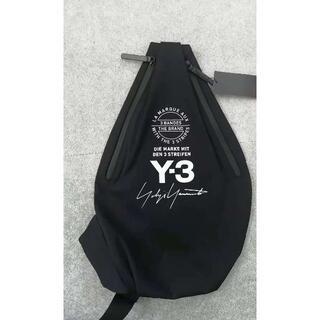 Y-3 - 値下げ Y-3 ワイスリー メッセンジャーバッグ ボディバッグ