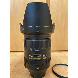 ニコン(Nikon)のAF-S NIKKOR 28-300mm f3.5-5.6G ED VR(レンズ(ズーム))