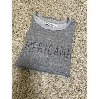 アメリカーナ(AMERICANA)のあーや様☆専用 Americana    半袖 (カットソー(半袖/袖なし))