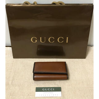 グッチ(Gucci)の【未使用】GUCCI グッチ キーケース(キーケース)