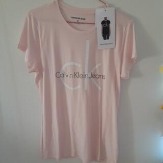 カルバンクライン(Calvin Klein)のCalvin Klein レディース Tシャツ 最終値下げ(Tシャツ(半袖/袖なし))