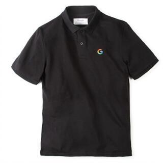 Google - 国内非売品 Google ポロシャツ Mサイズ 新品 送料込