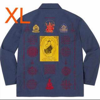 シュプリーム(Supreme)の XL  Supreme Blessings Ripstop Shirt 新品(ミリタリージャケット)