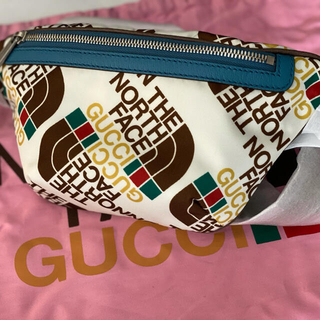 Gucci - GUCCI THE NORTH FACE ボディバッグ