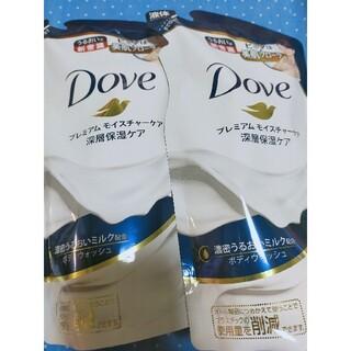 ユニリーバ(Unilever)のダヴ Dove ボディウォッシュ ボディソープ 360g 2個セット(ボディソープ/石鹸)