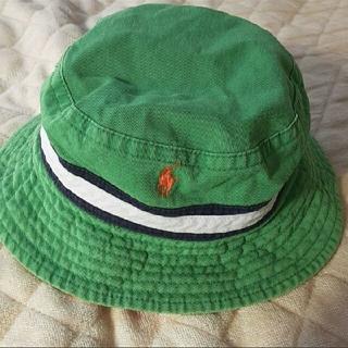 ラルフローレン(Ralph Lauren)のラルフ ハット リバーシブル(帽子)