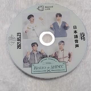 シャイニー(SHINee)のSHINeeDVD(ミュージック)