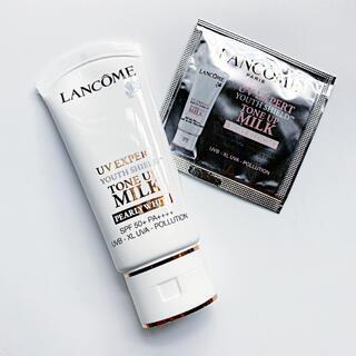 LANCOME - 試し塗りのみ✴︎ ランコム UVエクスペール トーンアップミルク n 30ml