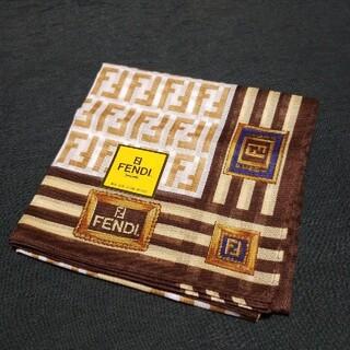 FENDI - 新品未使用 FENDI スカーフ ハンカチ ストール